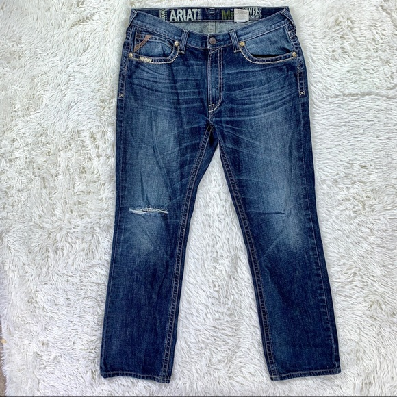 Ariat Other - Ariat M5 Low Rise 36x34 Straight Jeans